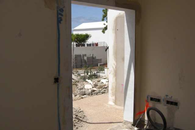 Lanzarote villa renovation
