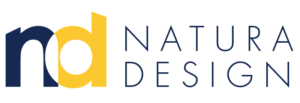 Natura Design + Build Logo
