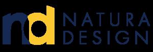 Natura Design + Build Logo