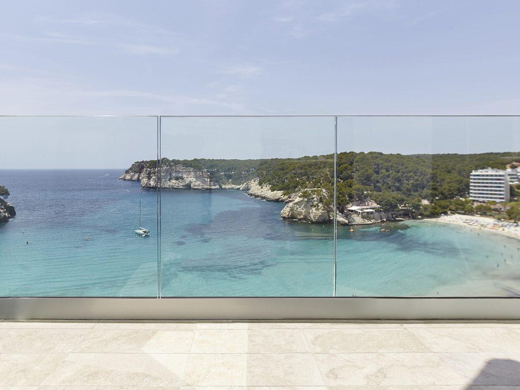 Lanzarote aluminium windows and balustrades