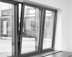 Aluminium windows lanzarote